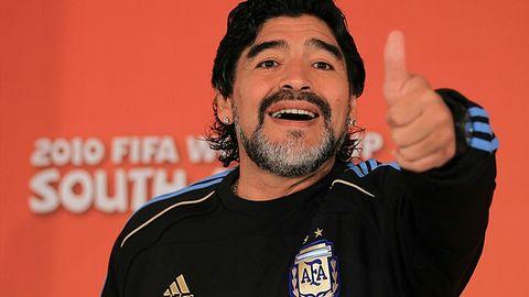 Maradona chciał pozywać Konami, a będzie... ambasadorem przyszłych odsłon PES