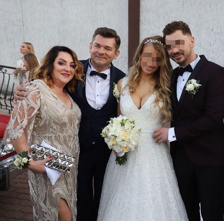 04.10.2018 Bialystok slub syna Zenka Martyniuka  fot. Anatol Chomicz / Gazeta Wspolczesna / Kurier Poranny / Polska Press