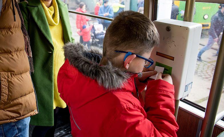 7-letni Bartek miał nietypową prośbę do władz Poznania.