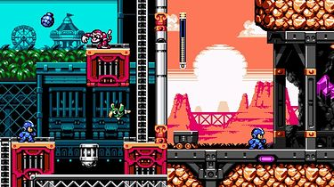 Mega Man 11 wygląda zbyt nowocześnie? Autor Owlboya mógłby zaradzić