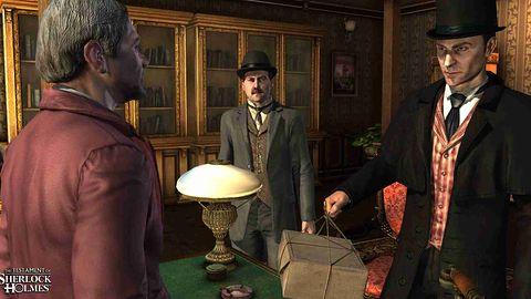Sherlock Holmes nigdzie się nie śpieszy [THE TESTAMENT OF SHERLOCK HOLMES]