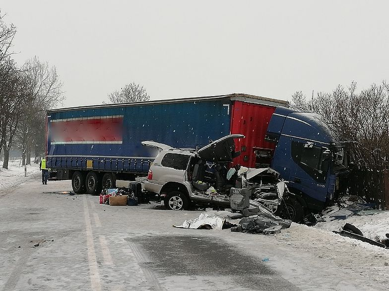Ofiarą wypadku w Iłży był ukraiński dziennikarz Roman Kisil