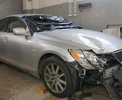 Lexusem śmiertelnie potrącił 67-latka. List żelazny dla podejrzanego