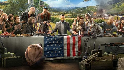 Bóg, broń, gwieździsty sztandar i Far Cry 5