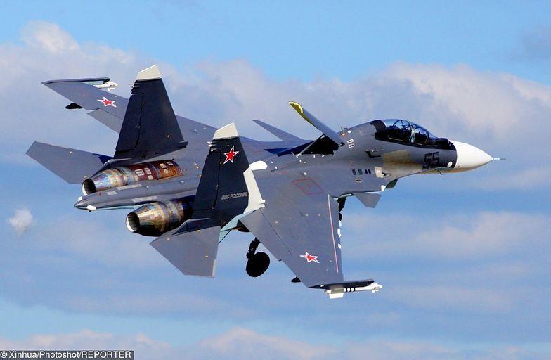 Incydent nad morzem śródziemnym. Rosja przechwyciła amerykański samolot