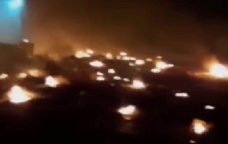 iran samolot