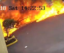 Samolot wbił się w ośrodek dla dzieci na Florydzie. Są ofiary