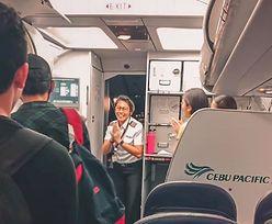 Pasażerowie samolotu okrzyknęli panią pilot bohaterką