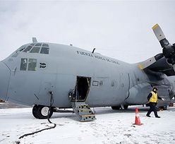 Chile. Samolot rozbił się w pobliżu Antarktydy. Na pokładzie było 38 osób