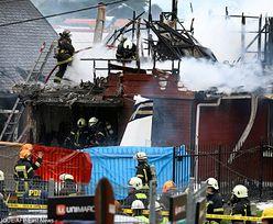 Samolot spadł na dom. Nie żyje 6 osób