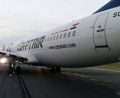 Lądował z pękniętymi oponami. Lotnisko w Belgradzie zamknięte