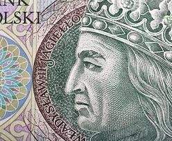 Kursy walut. Złoty rośnie mimo obaw o sankcje