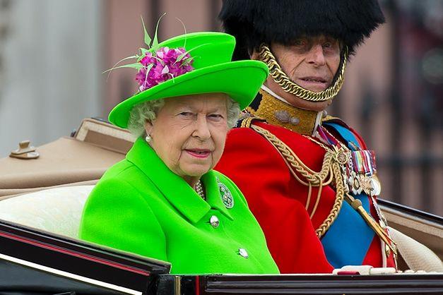 Królowa Elżbieta II złamała protokół