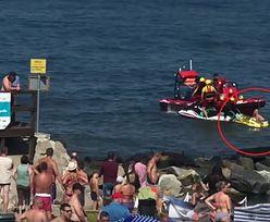 Darłówko. Koniec poszukiwań dzieci w Morzu Bałtyckim. Dramatyczne szczegóły akcji