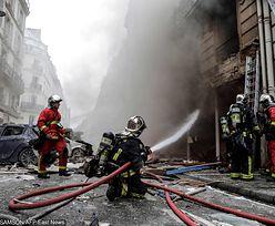Wielka eksplozja w Paryżu. Wybuchła piekarnia