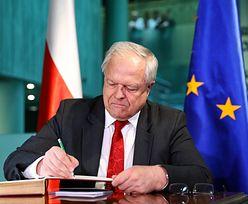 """Sędzia SN Stanisław Zabłocki przechodzi w stan spoczynku. Robi to, by pozostać """"wiernym poglądom prawnym"""""""