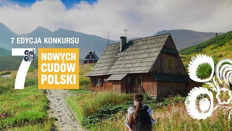 W tym roku o tytuł cudu Polski walczyły miejsca atrakcyjne architektonicznie