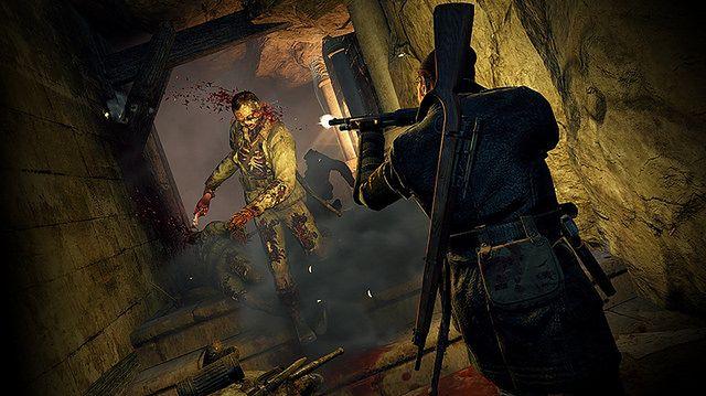 W Zombie Army Trilogy zagramy w marcu