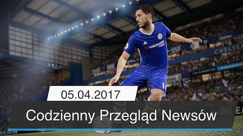 Codzienny Przegląd Newsów - 05.04.2017