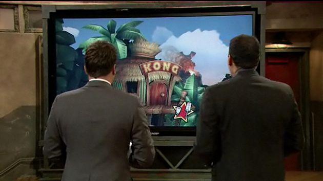 Rozgrywka: Donkey Kong Country Returns