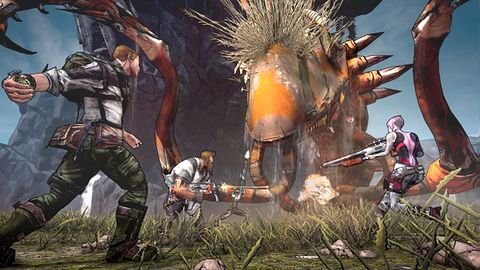 W Borderlands 2 będzie stwór, który ma nam dać mocno w kość
