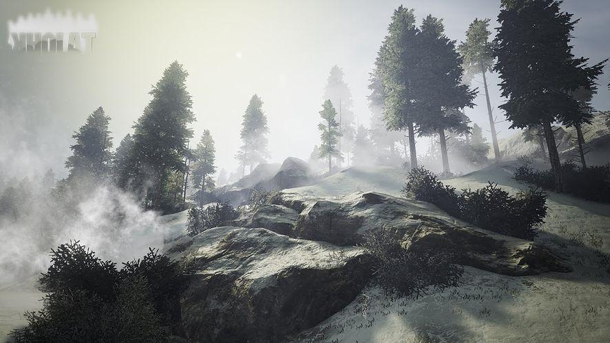 Polski horror Kholat działa już na Unreal Engine 4
