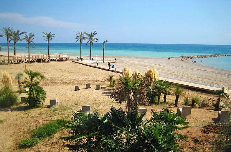 Turystka zgwałcona na hiszpańskiej plaży