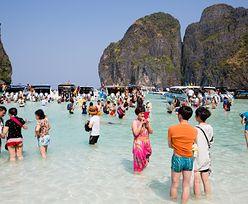 Jedna z najpopularniejszych plaż świata wciąż niedostępna. Zamknięto ją na kolejne 2 lata