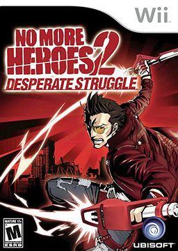 No More Heroes 2 dopiero w maju