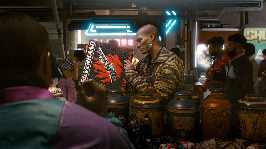 """Cyberpunk 2077 - relacja z pokazu. """"Zamierzasz zabić ich wszystkich?"""""""
