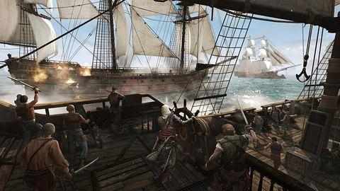 Ubisoft zdradził szczegóły dotyczące karnetu na dodatki do Assassin's Creed 4