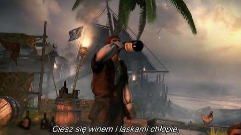 Zwiastun Assassin's Creed 4: Black Flag potrafi rozbawić