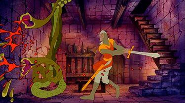Kultowe Dragon's Lair doczeka się Netfliksowego filmu