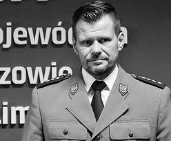 Śmierć szefa lubuskich antyterrorystów. Nowe informacje