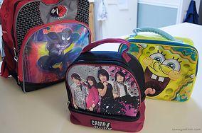 Plecak przedszkolaka