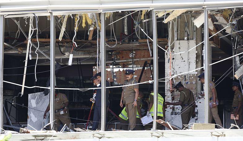 Sri Lanka. Wśród ofiar są zagraniczni turyści