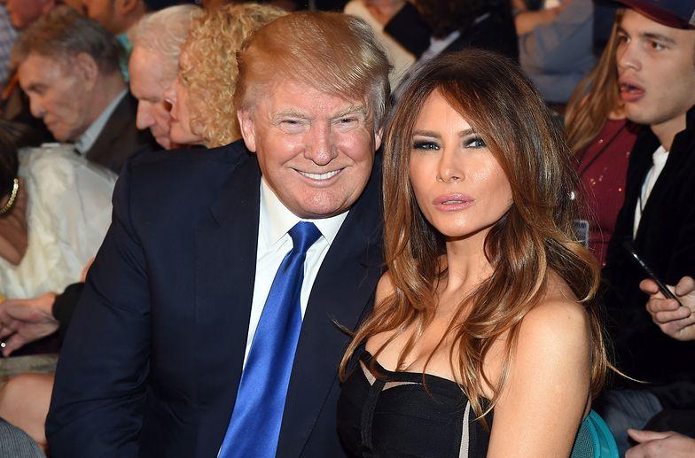 Naga żona Trumpa na okładce. Bulwarówka przekroczyła granicę?