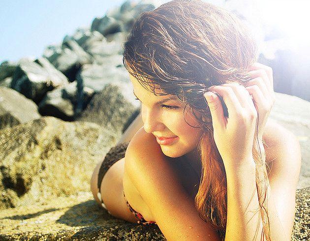 Rozsądne opalanie - negatywny wpływ na skórę