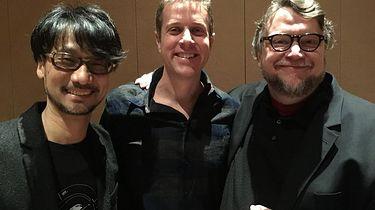 """""""Zrobię, co tylko będzie chciał"""" - Guillermo del Toro o perspektywie współpracy z Hideo Kojimą"""