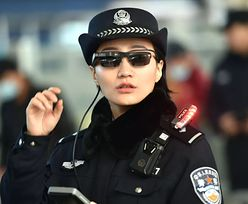 Chińska policja korzysta z okularów rozpoznających twarze. Zidentyfikują każdego podejrzanego