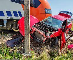 Tragedia na przejeździe kolejowym w Szaflarach. Co dalej z egzaminatorem?