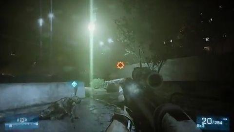 Battlefield 3 również na Xboksie 360 wygląda znakomicie