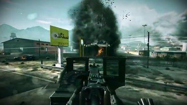 Nie przekonaliście się jeszcze do Battlefielda 3? Premierowy zwiastun Was kupi