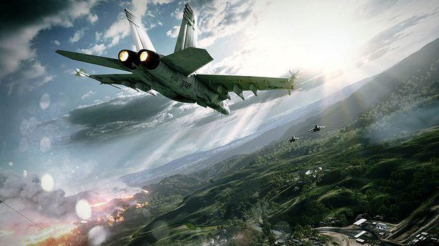 Battlefield 3: te co jeżdżą i latają
