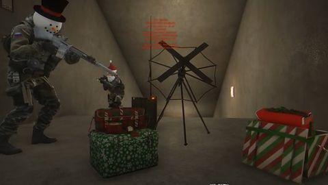 Świąteczna atmosfera w Battlefield 4