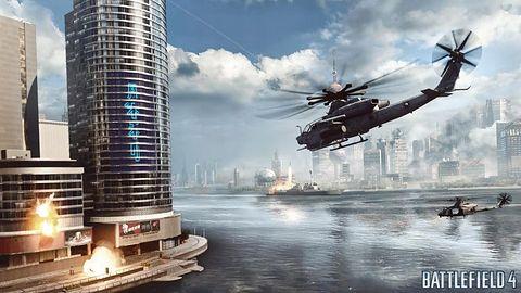 Błędy i śmieszne momenty w Battlefield 4