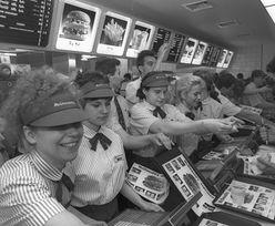 McDonald's, Pizza Hut, Burger King. Nie uwierzycie jak wyglądały początki fast-foodów nad Wisłą