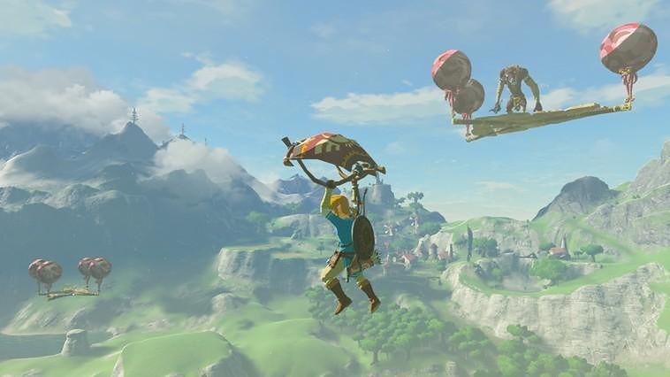 Pierwszy dodatek do The Legend of Zelda: Breath of the Wild pokazuje, że Nintendo nauczyło się tego i owego od innych