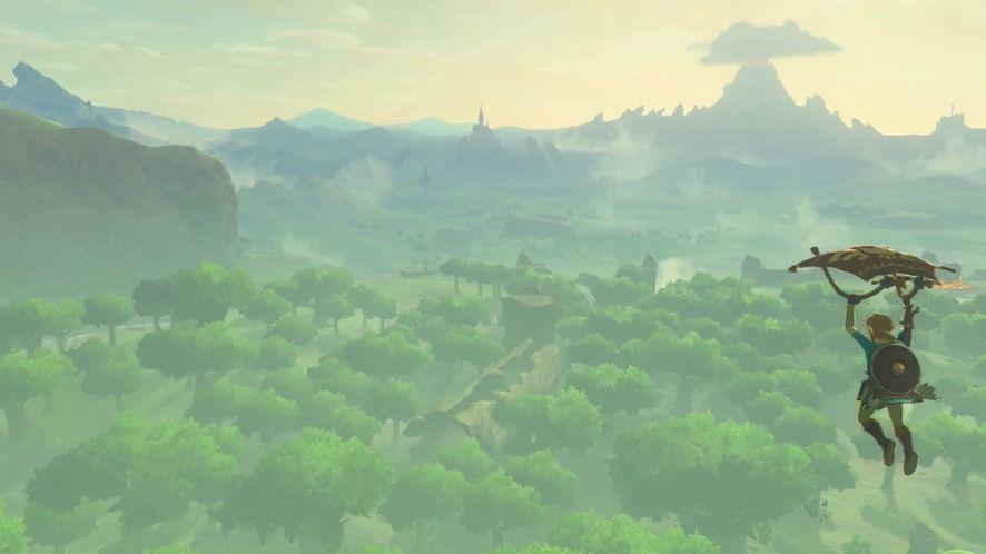 Super Mario Odyssey i The Legend of Zelda: Breath of the Wild dostaną wsparcie dla VR