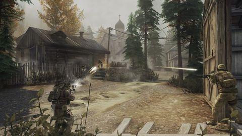 Sieciowa beta Ghost Recon Future Soldier startuje już za momencik. Ubisoft zapowiada Ghost Recon Network